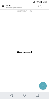LG Q6 (M700) - E-mail - Account instellen (IMAP met SMTP-verificatie) - Stap 5