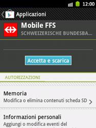 Samsung Galaxy Pocket - Applicazioni - Installazione delle applicazioni - Fase 22