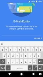 Sony Xperia XZ1 Compact - E-Mail - Konto einrichten - Schritt 7