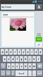 LG P875 Optimus F5 - MMS - Sending pictures - Step 15
