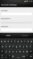 HTC One - e-mail - handmatig instellen - stap 10