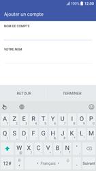 HTC HTC 10 - E-mail - Configuration manuelle (yahoo) - Étape 7