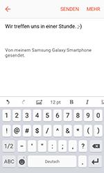 Samsung G389 Galaxy Xcover 3 VE - E-Mail - E-Mail versenden - Schritt 10