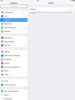 Apple iPad Pro - Bluetooth - Koppelen met ander apparaat - Stap 4
