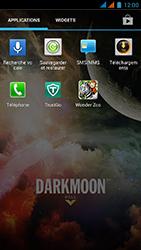 Wiko Darkmoon - Messagerie vocale - Configuration manuelle - Étape 3