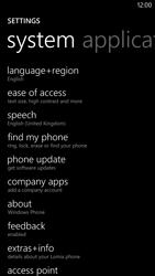 Nokia Lumia 1320 - Software - Installing software updates - Step 5