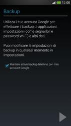HTC One Mini - Applicazioni - Configurazione del negozio applicazioni - Fase 22