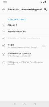 OnePlus 7 - Internet et connexion - Connexion avec un équipement multimédia via Bluetooth - Étape 9