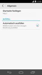 Huawei Ascend P7 - Internet - Manuelle Konfiguration - 24 / 27