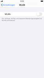 Apple iPhone 7 - iOS 13 - WLAN - Manuelle Konfiguration - Schritt 4