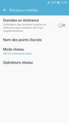 Samsung G930 Galaxy S7 - Réseau - Activer 4G/LTE - Étape 5