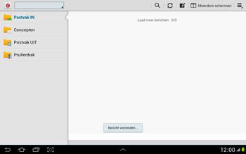 Samsung N8000 Galaxy Note 10-1 - E-mail - hoe te versturen - Stap 16