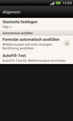HTC Desire X - Internet - Manuelle Konfiguration - 19 / 23