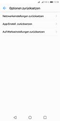Huawei Y5 (2018) - Fehlerbehebung - Handy zurücksetzen - Schritt 7