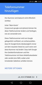 Huawei Mate 10 Lite - Apps - Konto anlegen und einrichten - 13 / 19
