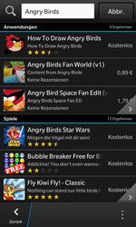 BlackBerry Z10 - Apps - Einrichten des App Stores - Schritt 5