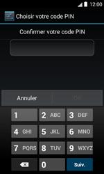 Bouygues Telecom Bs 403 - Sécuriser votre mobile - Activer le code de verrouillage - Étape 9