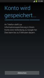 Samsung Galaxy Mega 6-3 LTE - Apps - Konto anlegen und einrichten - 18 / 25