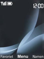 Nokia 6303 classic - netwerk en bereik - probleem oplossen - stap 1