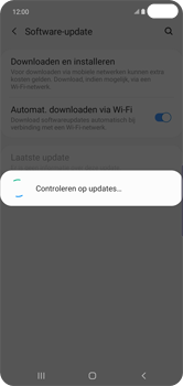 Samsung Galaxy S10 Plus - Toestel - Software update - Stap 7