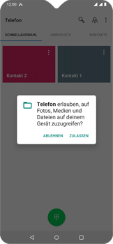 OnePlus 6T - Android Pie - Anrufe - Anrufe blockieren - Schritt 4