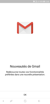 Samsung Galaxy J4+ - E-mails - Ajouter ou modifier votre compte Gmail - Étape 5