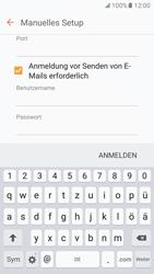 Samsung Galaxy S7 - E-Mail - Manuelle Konfiguration - Schritt 13
