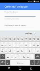Sony Xperia XZ (F8331) - Applications - Créer un compte - Étape 13