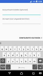 Sony Xperia X (F5121) - Android Nougat - E-mail - Account instellen (IMAP met SMTP-verificatie) - Stap 22