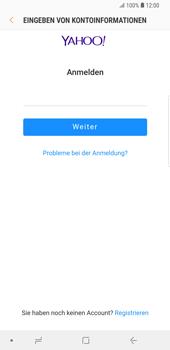Samsung Galaxy S9 Plus - E-Mail - Konto einrichten (yahoo) - 7 / 12