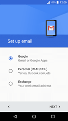 Acer Liquid Zest 4G - E-mail - Manual configuration (gmail) - Step 8