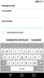 LG K10 (2017) - E-mail - Handmatig instellen - Stap 7