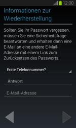 Samsung I9100 Galaxy S2 mit Android 4.1 - Apps - Konto anlegen und einrichten - Schritt 13