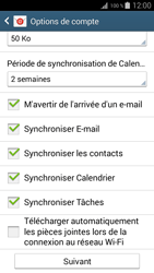 Samsung Galaxy S 4 Mini LTE - E-mail - 032c. Email wizard - Outlook - Étape 9