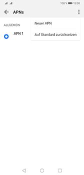 Huawei Mate 20 - Internet - Manuelle Konfiguration - Schritt 9