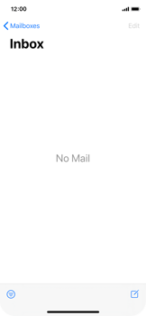 Apple iPhone 11 Pro - Email - Sending an email message - Step 3