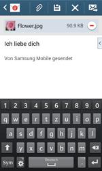 Samsung Galaxy Grand Neo - E-Mail - E-Mail versenden - 18 / 20