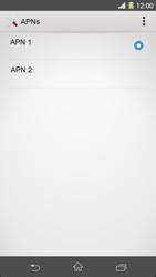 Sony Xperia Z1 - MMS - Manuelle Konfiguration - Schritt 17