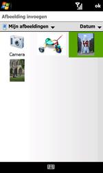 HTC T7373 Touch Pro II - e-mail - hoe te versturen - stap 12