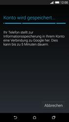 HTC Desire 620 - Apps - Konto anlegen und einrichten - 16 / 23