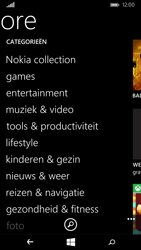 Microsoft Lumia 535 - Applicaties - Download apps - Stap 11