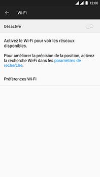 OnePlus 3 - Android Oreo - Wi-Fi - Accéder au réseau Wi-Fi - Étape 5