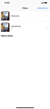 Apple iPhone XS Max - MMS - Erstellen und senden - 13 / 18