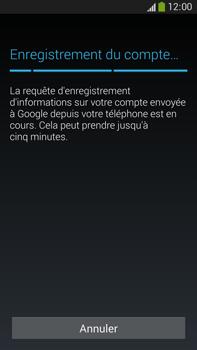 Samsung Galaxy Note 3 - Premiers pas - Créer un compte - Étape 23