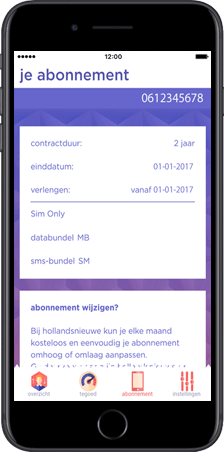 Apple iPhone 6 Plus - iOS 11 - apps - hollandsnieuwe app gebruiken - stap 11