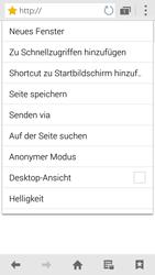 Samsung Galaxy S 5 - Internet und Datenroaming - Verwenden des Internets - Schritt 18