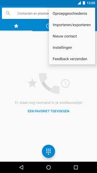 Huawei Google Nexus 6P - Voicemail - Handmatig instellen - Stap 5