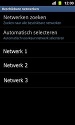 Samsung I8160 Galaxy Ace II - netwerk en bereik - gebruik in binnen- en buitenland - stap 9
