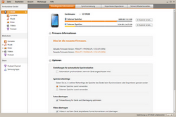 Samsung Galaxy S Plus - Software - Update - 1 / 1