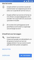 Nokia 3 - Android Oreo - Applicaties - Account instellen - Stap 14